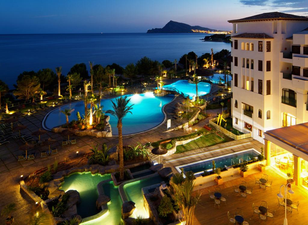 Hotel sh villa gadea altea spain - Hotel sha altea ...