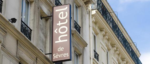 Hotel De Sevres Paris 6e Arrondissement France