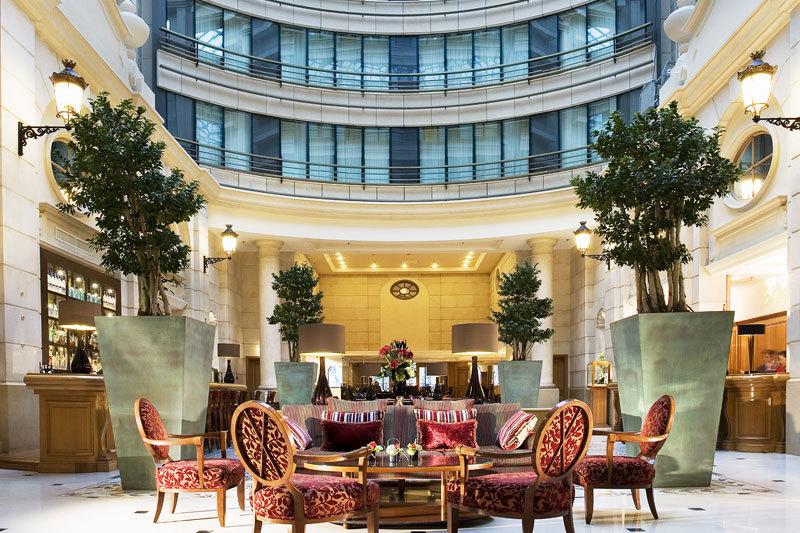 Hotel paris marriott hotel champs elys es paris 8e for Boutique hotel paris 8e