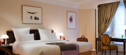 Hotel Lutetia Paris 6e Arrondissement Francia
