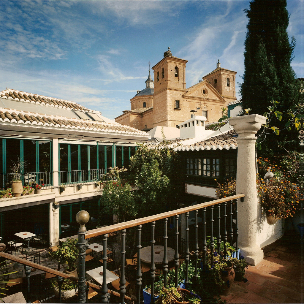 Hotel la casa del rector almagro espa a - Hotel casa espana villaviciosa ...
