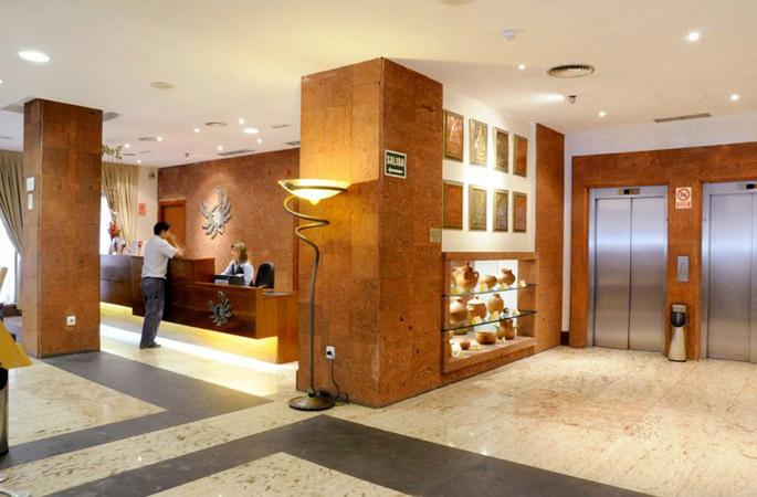 Hotel siete islas madrid spanien - Hotel siete islas madrid ...