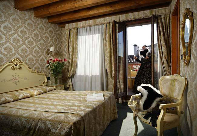 Hotel Gorizia A La Valigia  Venecia  Italia