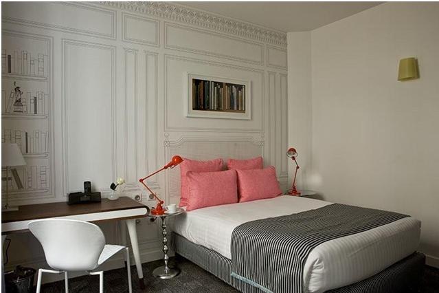 Hotel Joyce Paris 9e Arrondissement France
