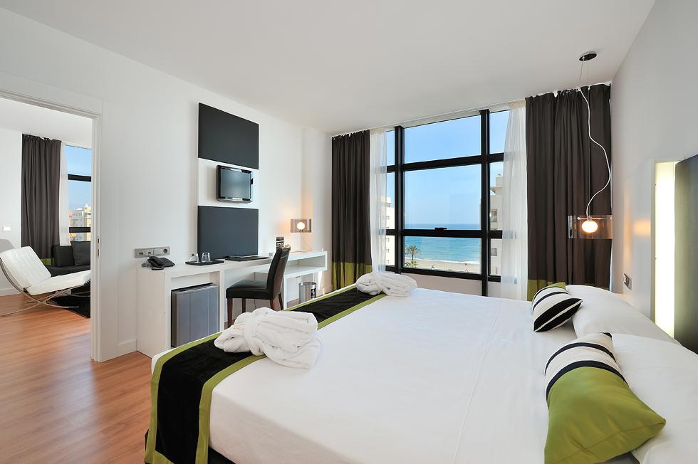 Hotel vincci m laga malaga spain for Hotels malaga