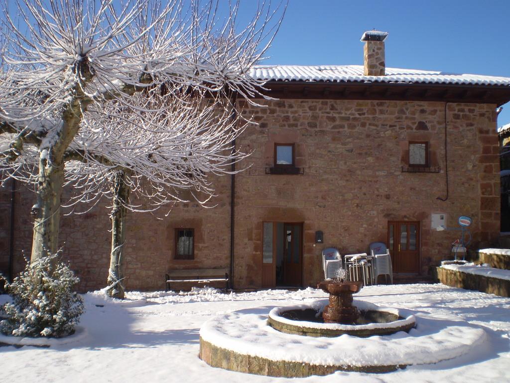 Hostel casa de la villa burgos spain for Casa la villa