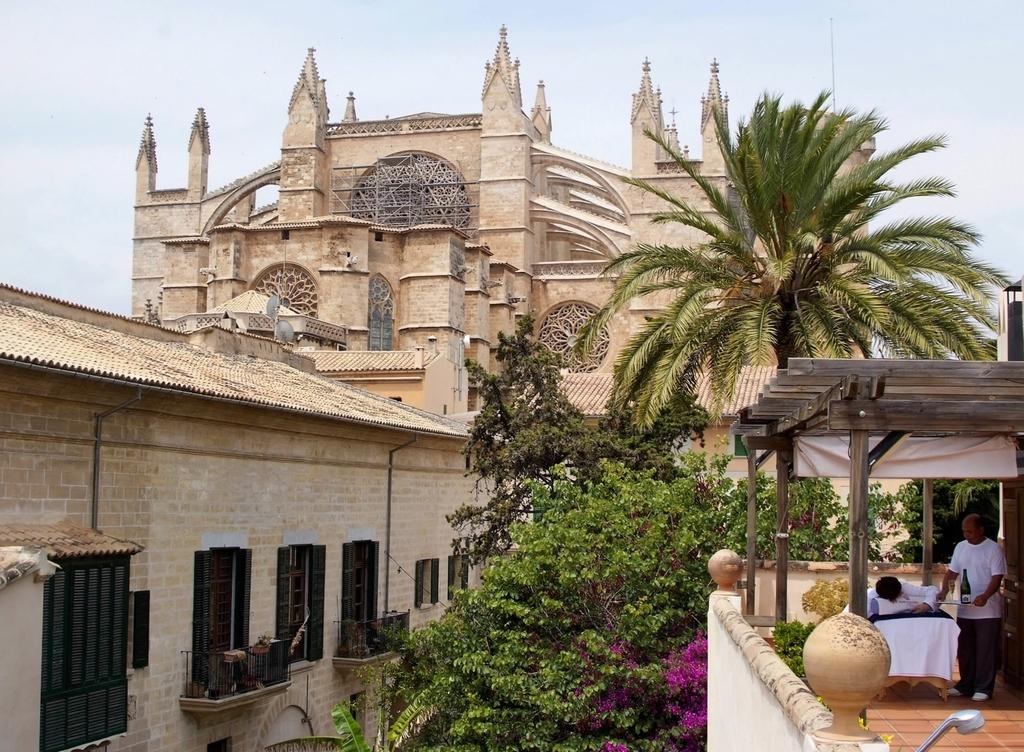 Hotel palacio ca sa galesa palma de mallorca espa a - Chimeneas palma de mallorca ...
