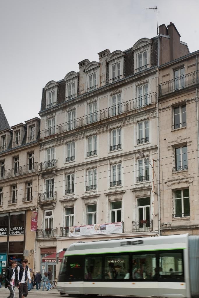 Hotel Coeur De City Hotel Nancy Stanislas  Nancy  France