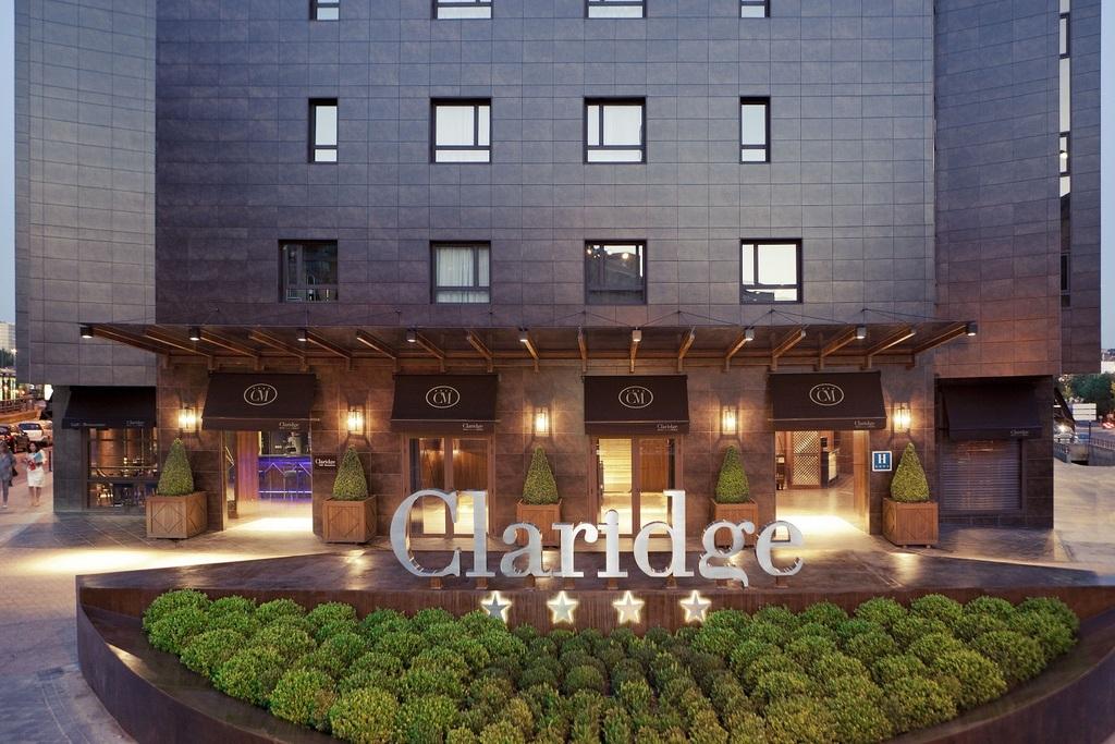 Hotel Claridge Madrid Conde De Casal