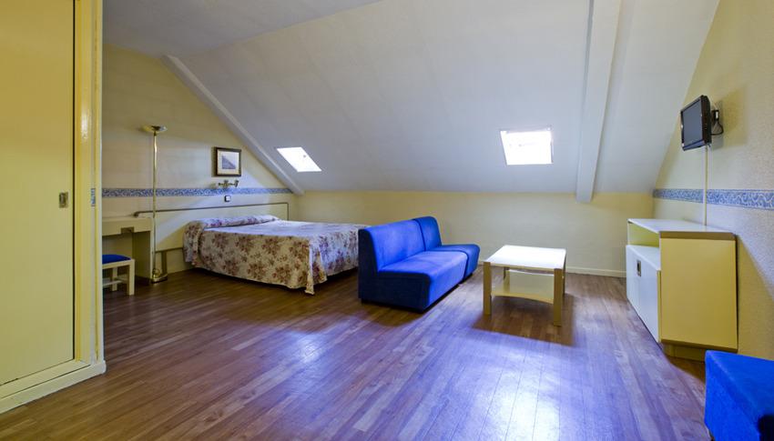 Aparthotel tribunal madrid espa a for Appart hotel madrid