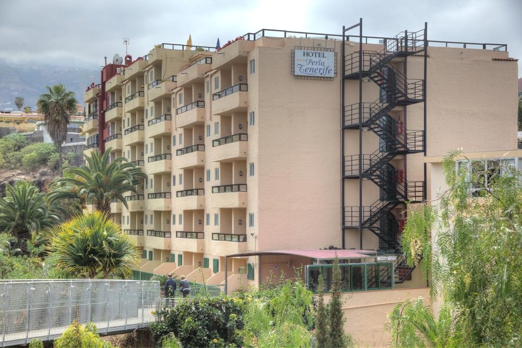 Hotel perla tenerife puerto de la cruz espa a - Coches de alquiler en puerto de la cruz tenerife ...