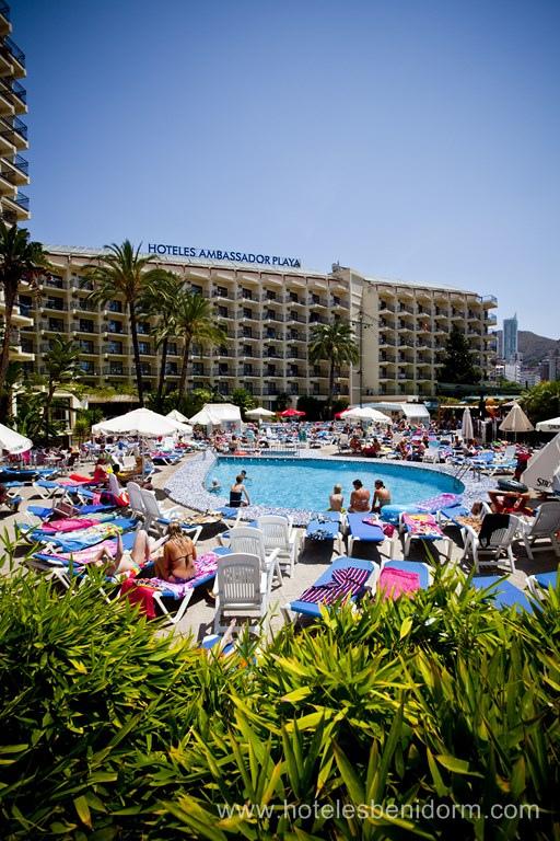 Hotel Ambassador Playa Ii Benidorm Spanien Hotelsearch Com