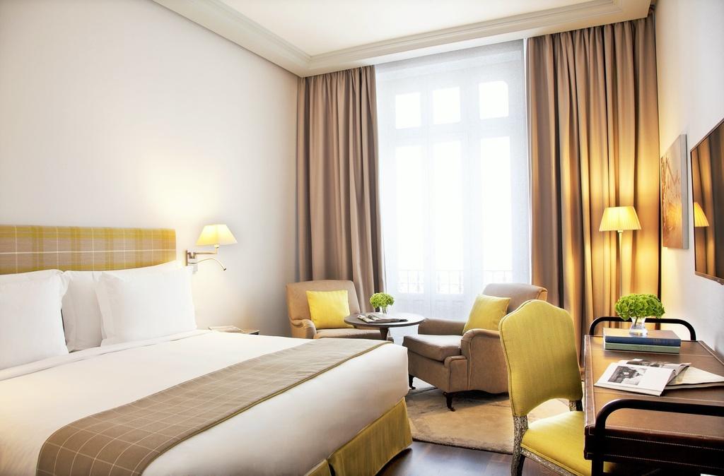 Hotel Urso Hotel Spa Madrid Spain