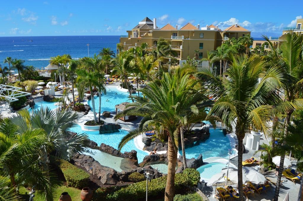 Adrian Hoteles Jardines De Nivaria Adeje Spanien Hotelsearch Com