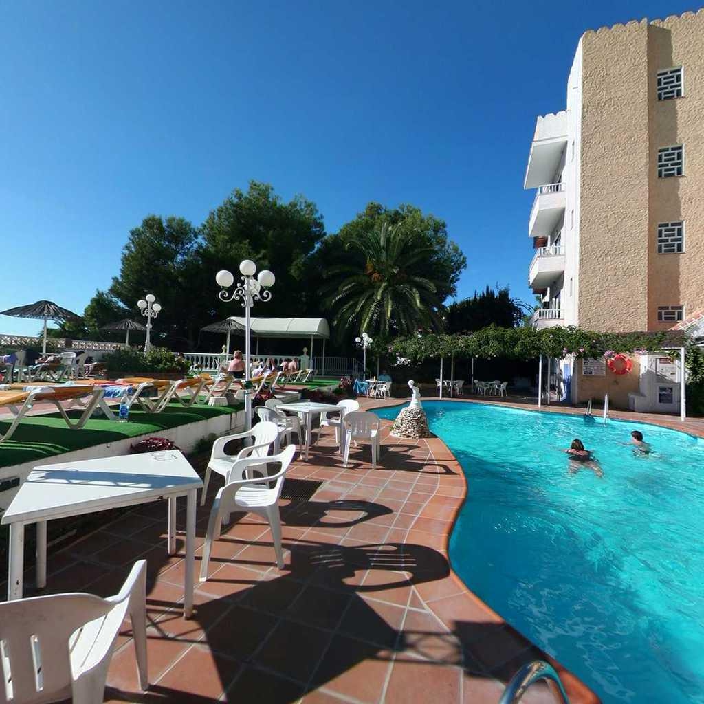 Thb Hotel Nerja Club Spa In Nerja